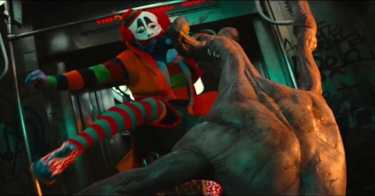 animal world2 750x422 - Michael Douglas Stars in Trailer for Chinese Clowns vs. Monsters Movie Animal World