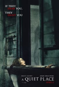 aquietplacenewposter218 202x300 - Here's Why Some People Think A Quiet Place is a Secret Cloverfield Movie