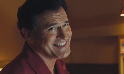 ashsmile 400x240 - Filthy and Fine! The Best Shots of Ash vs. Evil Dead