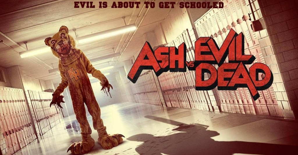 ashvsevildeadbanner1024x535 - Ash vs Evil Dead Set Visit Part 1: It's All Laughs and Guts