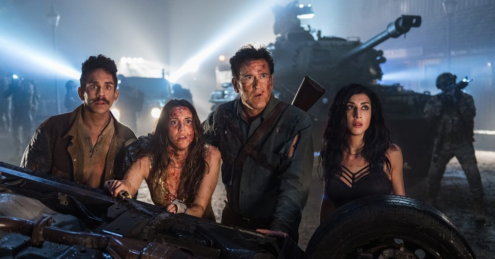 ashvsevildeadpablobrandyashkellybanner1014x530 - Ash vs Evil Dead Set Visit Part 2: Learning About Kelly, Pablo, and Brandy