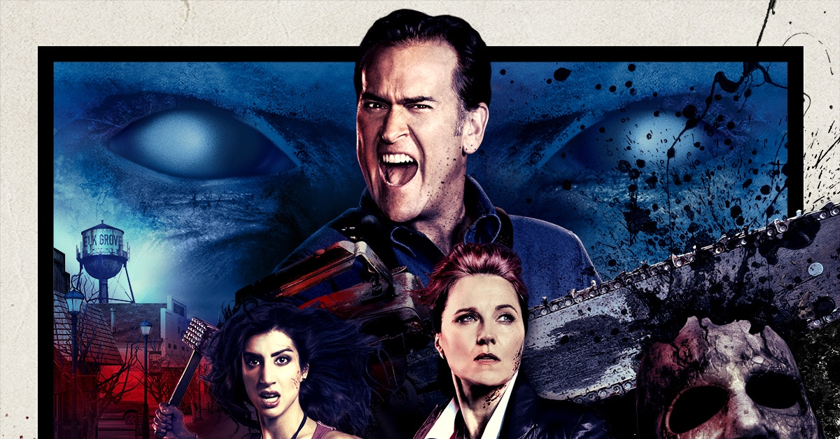 ashvsevildeads2banner1200x627 - Ash vs. Everyone: Eight of the Most Exciting Evil Dead/Army of Darkness Crossover Comics