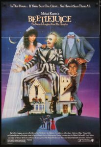 beetlejuice 206x300 - DC Horror Oscars Part II: Horror Movies That Were Nominated And/Or Won Academy Awards
