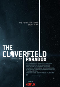 cloverfield paradox 1 207x300 - Did Netflix Pay Paramount $50 Million for The Cloverfield Paradox?!