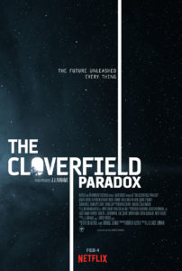 cloverfield paradox 202x300 - The Cloverfield Paradox Review - A Fascinating But Wildly Uneven Entry