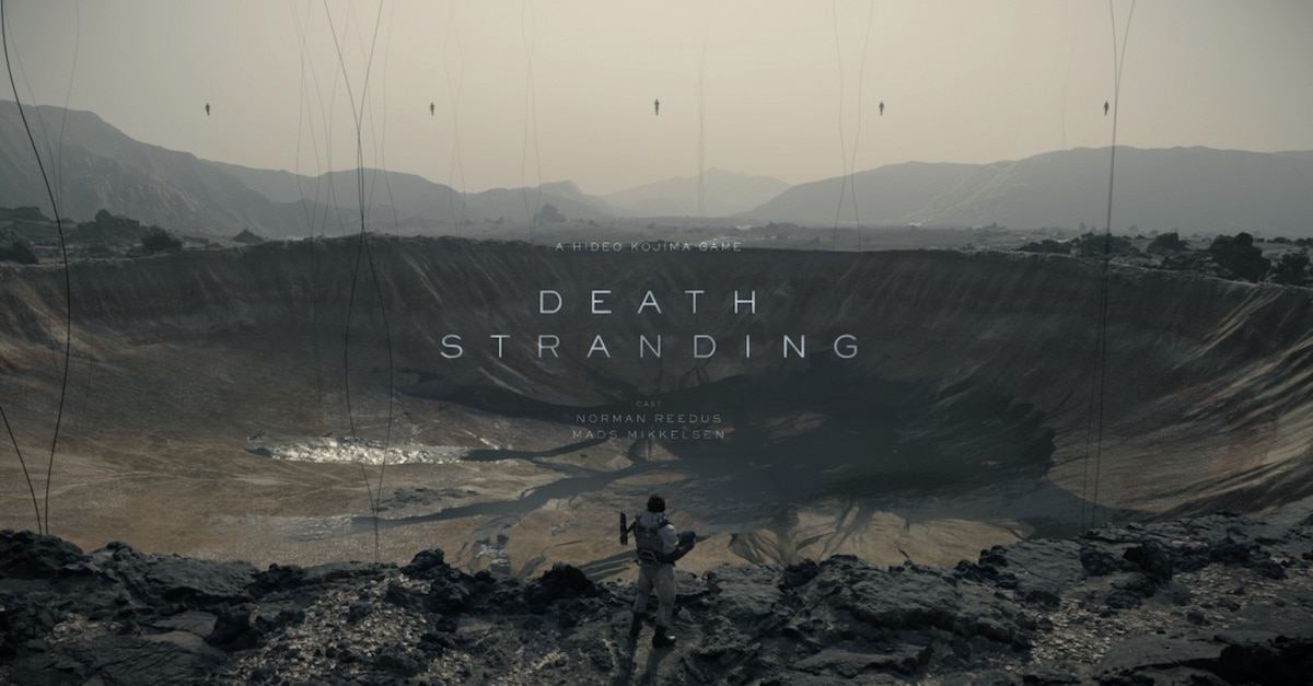 deathstrandingbanner1200x627 - Hideo Kojima's DEATH STRANDING Reveals Pre-order Bonuses: Release Date On The Way
