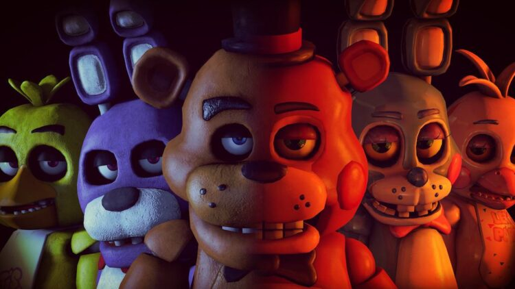 fivenightsatfreddysbanner2018 750x422 - Chris Columbus to Write and Direct Five Nights at Freddy's Adaptation!