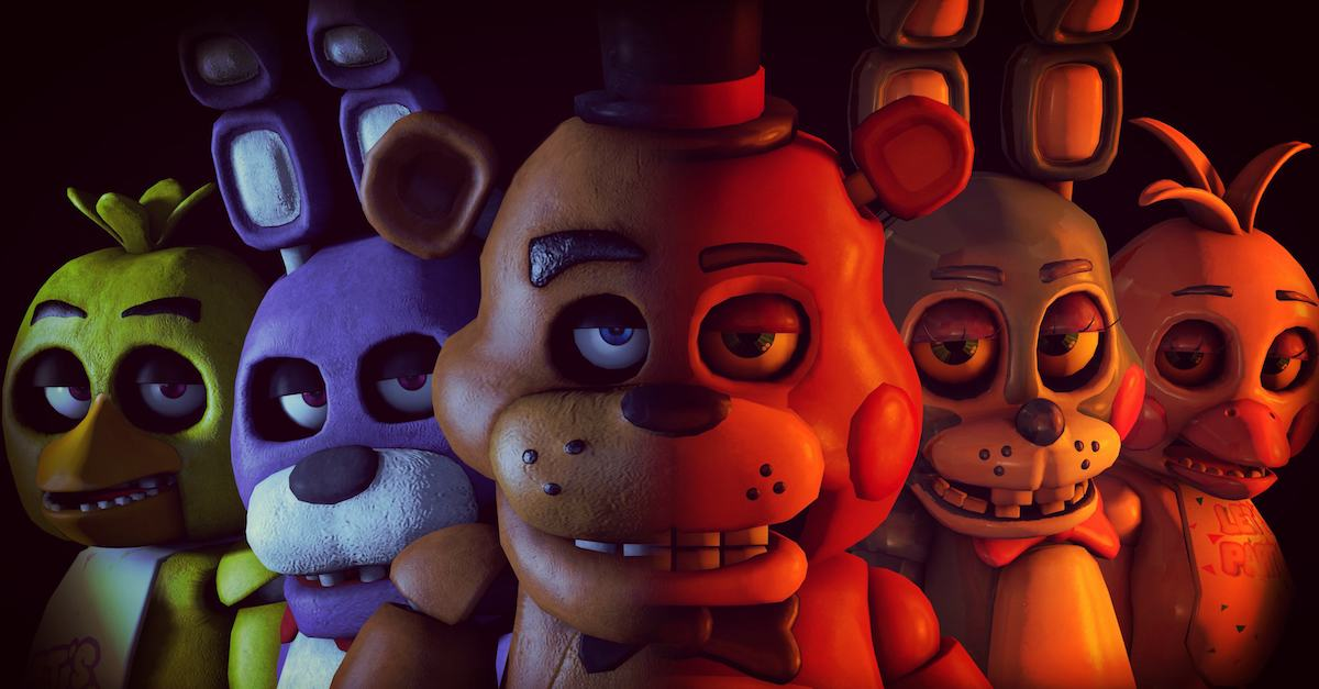fivenightsatfreddysbanner2018 - Chris Columbus to Write and Direct Five Nights at Freddy's Adaptation!