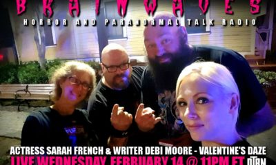 french moore brainwaves 400x240 - #Brainwaves Episode 77 Guest Announcement: Actress Sarah French and Writer Debi Moore