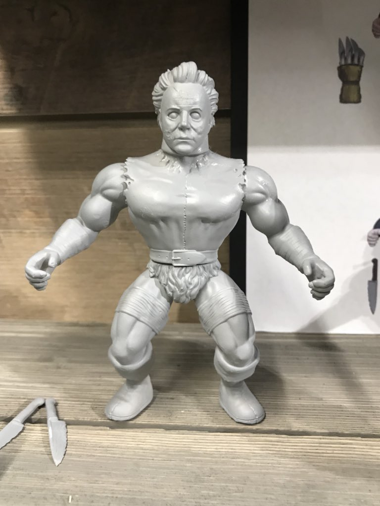 funko savage world2 - Toy Fair 2018: Funko's Savage World Turns Horror Icons Into Masters of the Universe Characters