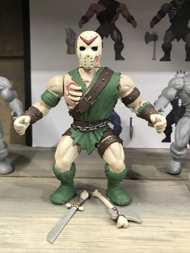funko savage world3 - Toy Fair 2018: Funko's Savage World Turns Horror Icons Into Masters of the Universe Characters