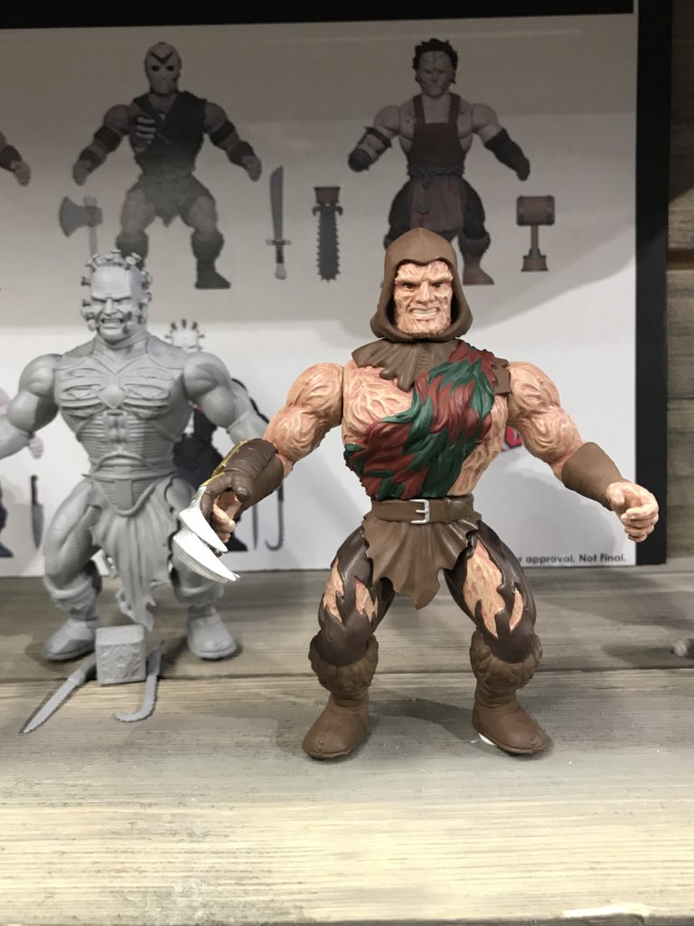 funko savage world4 - Toy Fair 2018: Funko's Savage World Turns Horror Icons Into Masters of the Universe Characters