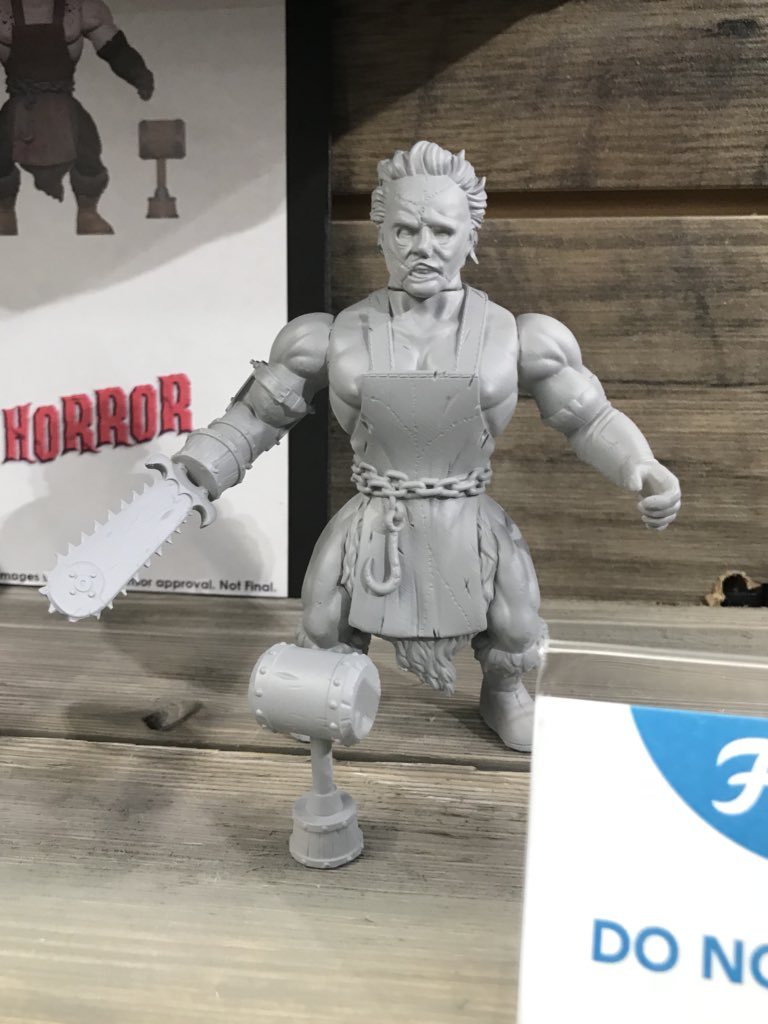 funko savage world5 - Toy Fair 2018: Funko's Savage World Turns Horror Icons Into Masters of the Universe Characters