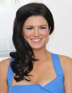 gina carano 18th annual critics choice movie awards 01 233x300 - Interview: Gina Carano Walks Us Along The Scorched Earth