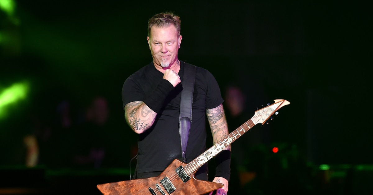See the first photo of Metallica's James Hetfield in Ted Bundy biopic
