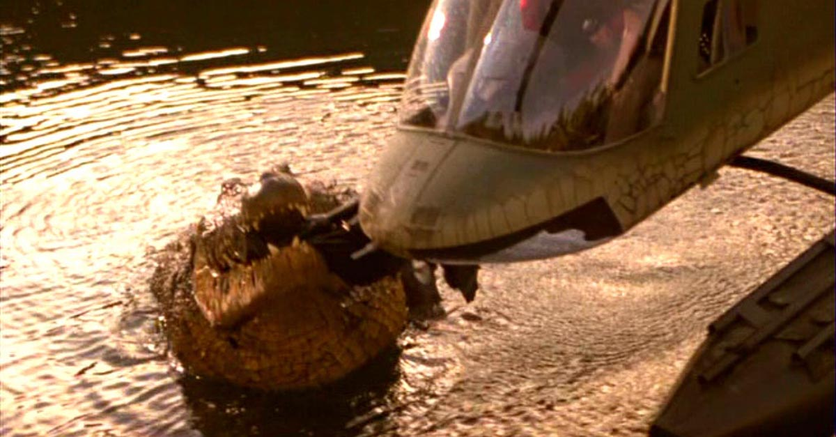 lake placid - Killer Crocodiles to Feast Again in Lake Placid: Legacy