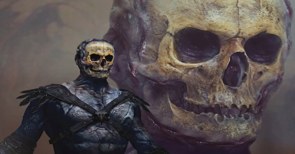 masters of the universe horror resize 1 - Hellboy Artist Paul Gerrard Creates Horrific Masters of the Universe Illustrations