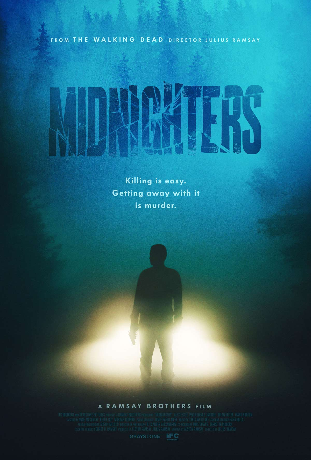 midnighters posternew - Exclusive Interview with Writer Alston Ramsay on Midnighters