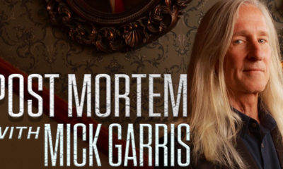 postmortemmickgarrisbanner 400x240 - Interview: Mick Garris on the Most Surprising Things He's Learned Through His Post Mortem Podcast