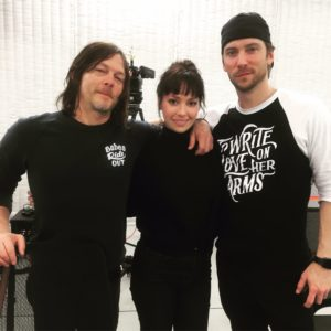 reedusobrienbakerdeathstranding 300x300 - Troy Baker and Emily O'Brien Confirmed For Death Stranding