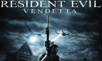 Resident Evil Vendetta 2017 Dread Central