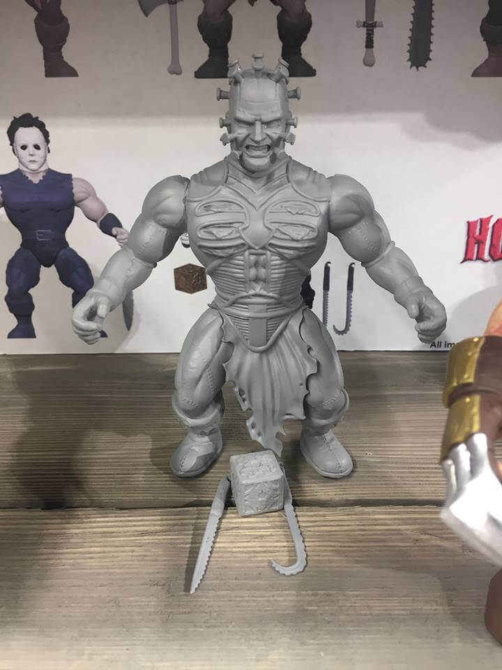 savage world8 1 - Toy Fair 2018: Funko's Savage World Turns Horror Icons Into Masters of the Universe Characters