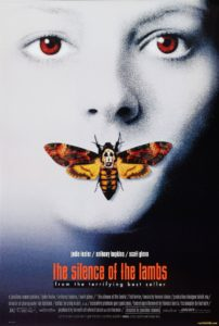silence of the lambs 202x300 - DC Horror Oscars Part II: Horror Movies That Were Nominated And/Or Won Academy Awards
