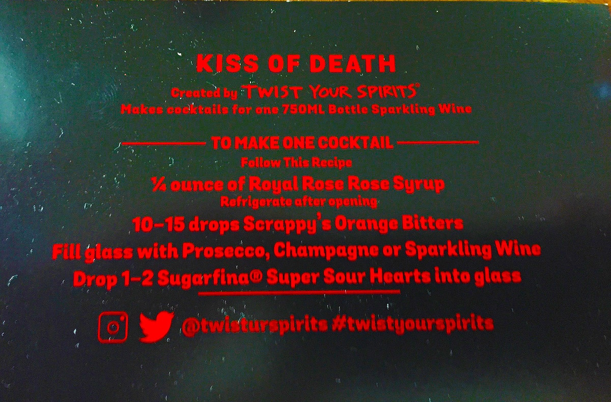 strangers 2 drop 2 - On Valentine's Day The Strangers: Prey at Night and Get Dread Central Tipsy!