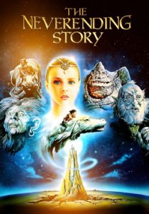 the neverending story 1984 Poster 210x300 - 10 Terrifying Moments from Kids' Movies That Haunted Our Childhoods