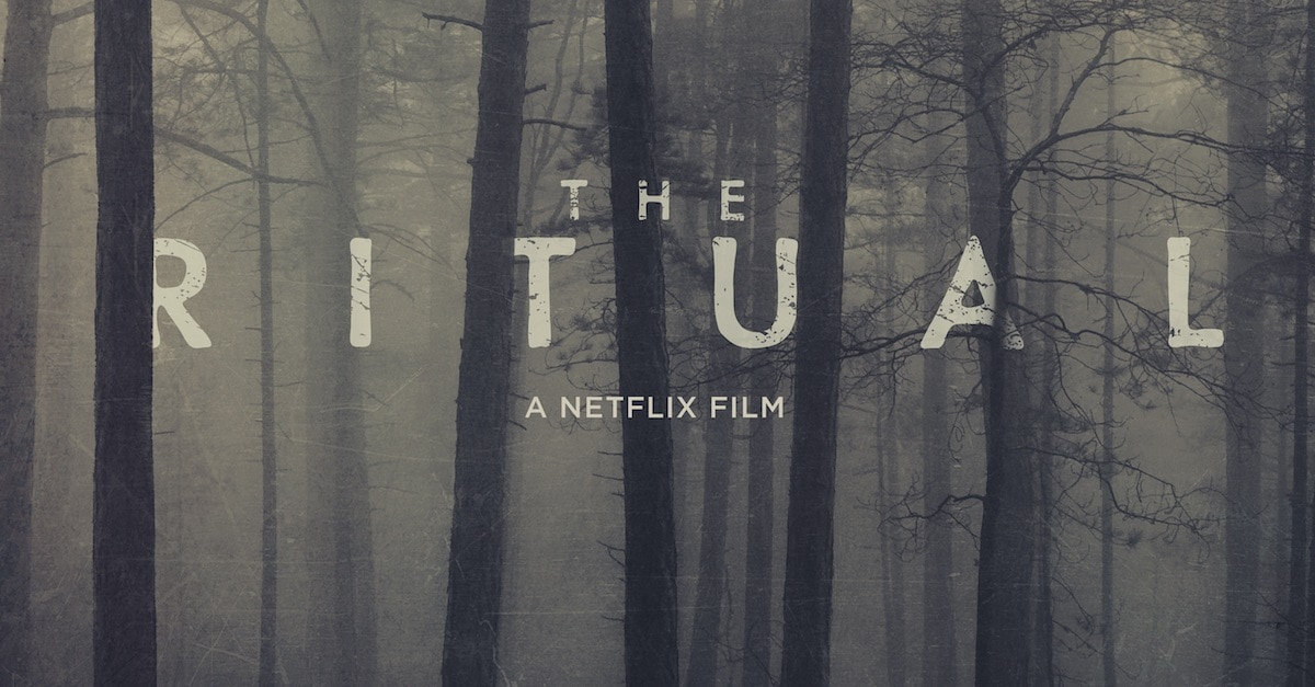 theritualostbanner - Exclusive: Folk Horror Becomes Sinister With Ben Lovett's Music for The Ritual