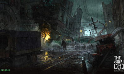 thesinkingcitybanner1200x627 400x240 - The Sinking City Update Dives Into the Cthulhu Mythos That Drives the Game