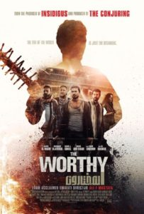 theworthyposter 203x300 - Insidious Composer Joseph Bishara's Score for The Worthy Being Released Tomorrow