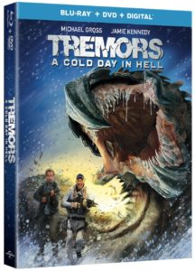 tremors cold day in hell 216x300 - TREMORS: A COLD DAY IN HELL Review - This Sequel Delivers Hot Graboid Action