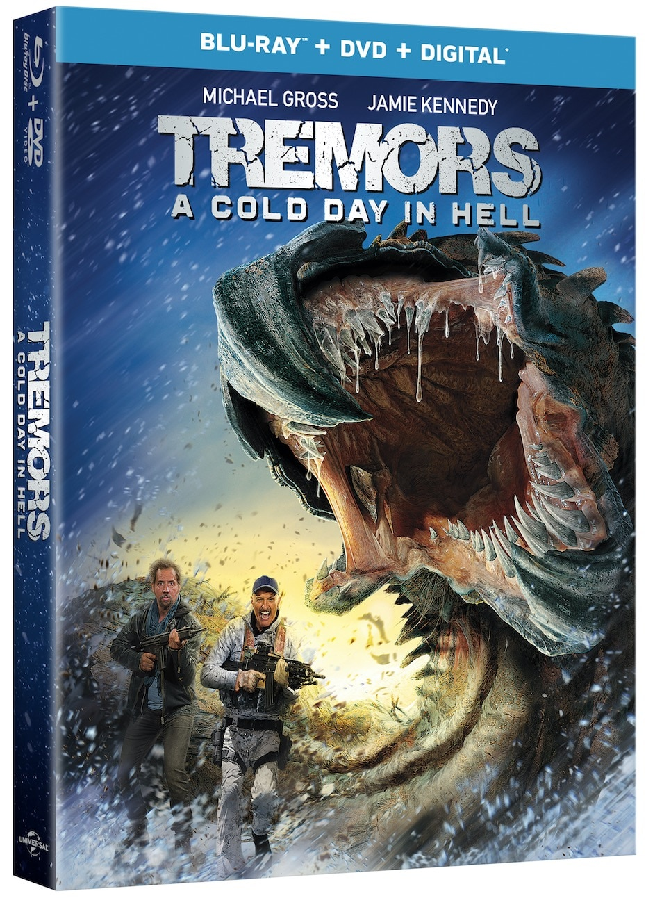 Tremors A Cold Day In Hell Review This Sequel Delivers Hot