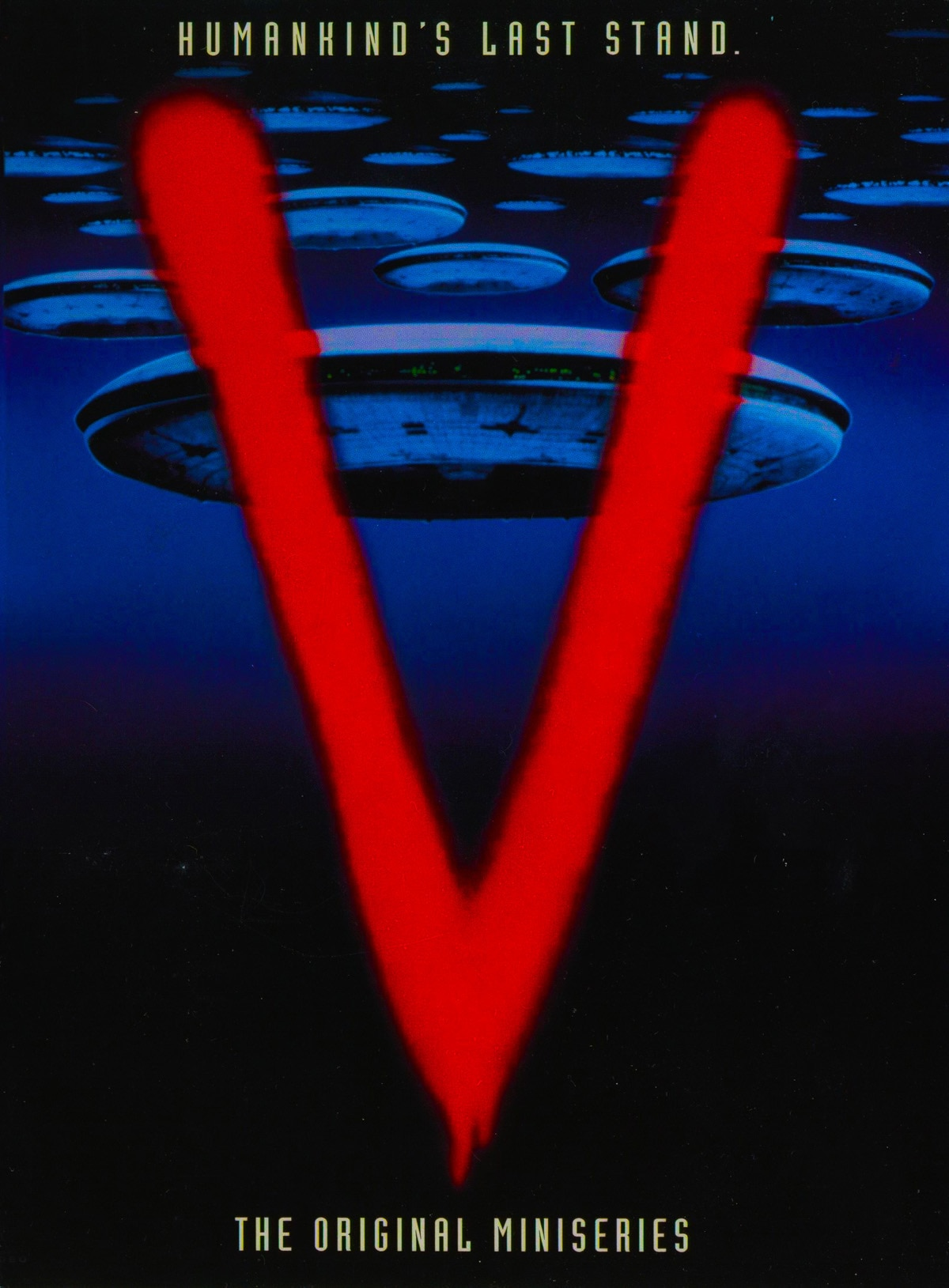 v original series - Cult TV Mini-Series V Big-Budget Film Adaptation Announced