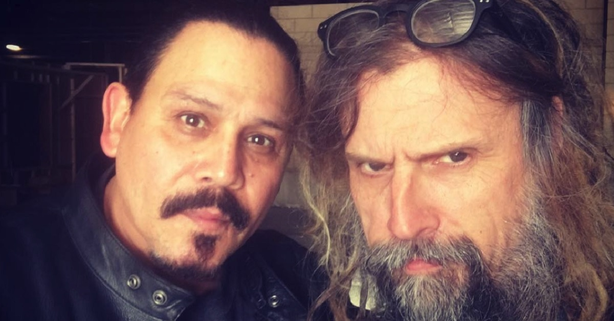 3From Hell - Rob Zombie's 3 From Hell Adds Sons of Anarchy Star Emilio Rivera