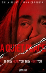 A Quiet Placeposter 192x300 - Interview: Scott Beck and Bryan Woods on Writing A Quiet Place