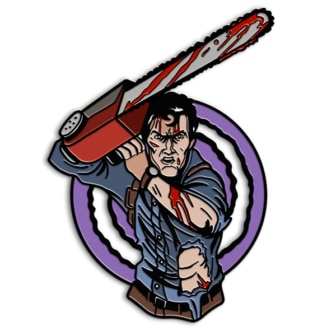 ASH STORE 700x 336x336 - New Evil Dead 2 Shirts, Turntable Slipmats, and Candle Via Cavity Colors