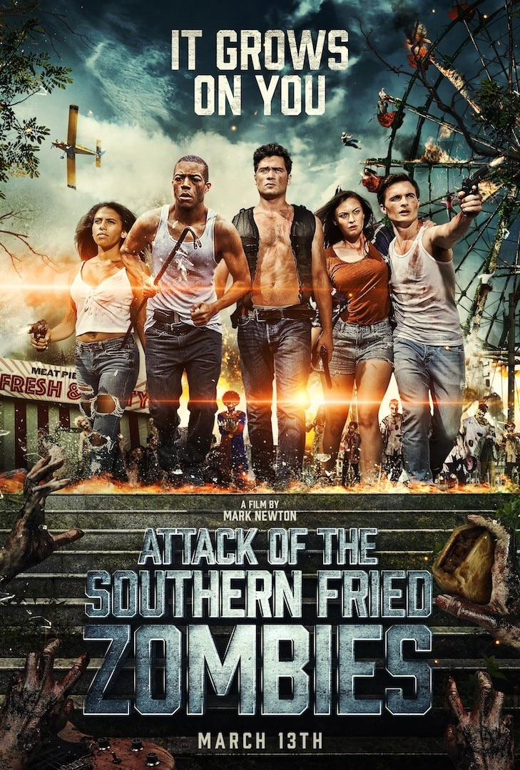 Attack of the Southern Fried Zombies - Attack of the Southern Fried Zombies - Eat Up This Exclusive Clip and Stills