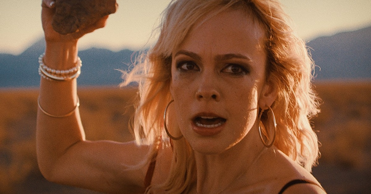 Brittany Allen - It Stains the Sands Red's Brittany Allen Joins New Nicholas McCarthy Movie