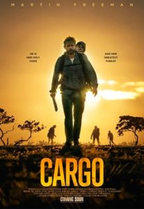 Cargo 207x300 - Martin Freeman Fights Becoming a Zombie to Save His Infant Child in Trailer and Poster for Netflix's Cargo