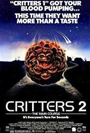 Critters 2 poster - Recollections of a Teenage Monster: HEAVY METAL ZOMBIES