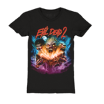 DEADITE   girls 700x 150x150 - New Evil Dead 2 Shirts, Turntable Slipmats, and Candle Via Cavity Colors