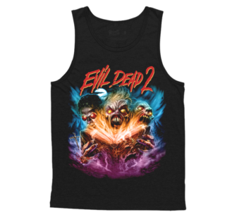 DEADITE   tank 700x 336x308 - New Evil Dead 2 Shirts, Turntable Slipmats, and Candle Via Cavity Colors