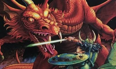 Eye Of The Beholder The Art of Dungeons and Dragons 400x240 - Eye of the Beholder: The Art of Dungeons and Dragons Documentary Looks at the Franchise's Iconic Artwork