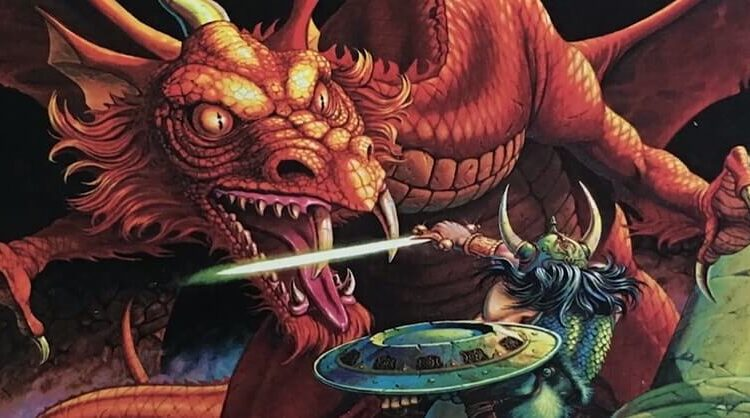 Eye Of The Beholder The Art of Dungeons and Dragons 750x418 - Eye of the Beholder: The Art of Dungeons and Dragons Documentary Looks at the Franchise's Iconic Artwork