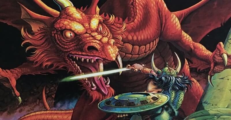 Eye Of The Beholder The Art of Dungeons and Dragons - Eye of the Beholder: The Art of Dungeons and Dragons Documentary Looks at the Franchise's Iconic Artwork