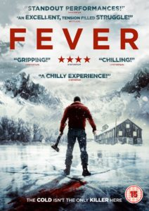 FEVER poster 212x300 - Hendrik Faller's End of the World Thriller Fever Gets Trailer, Poster, and Release Date