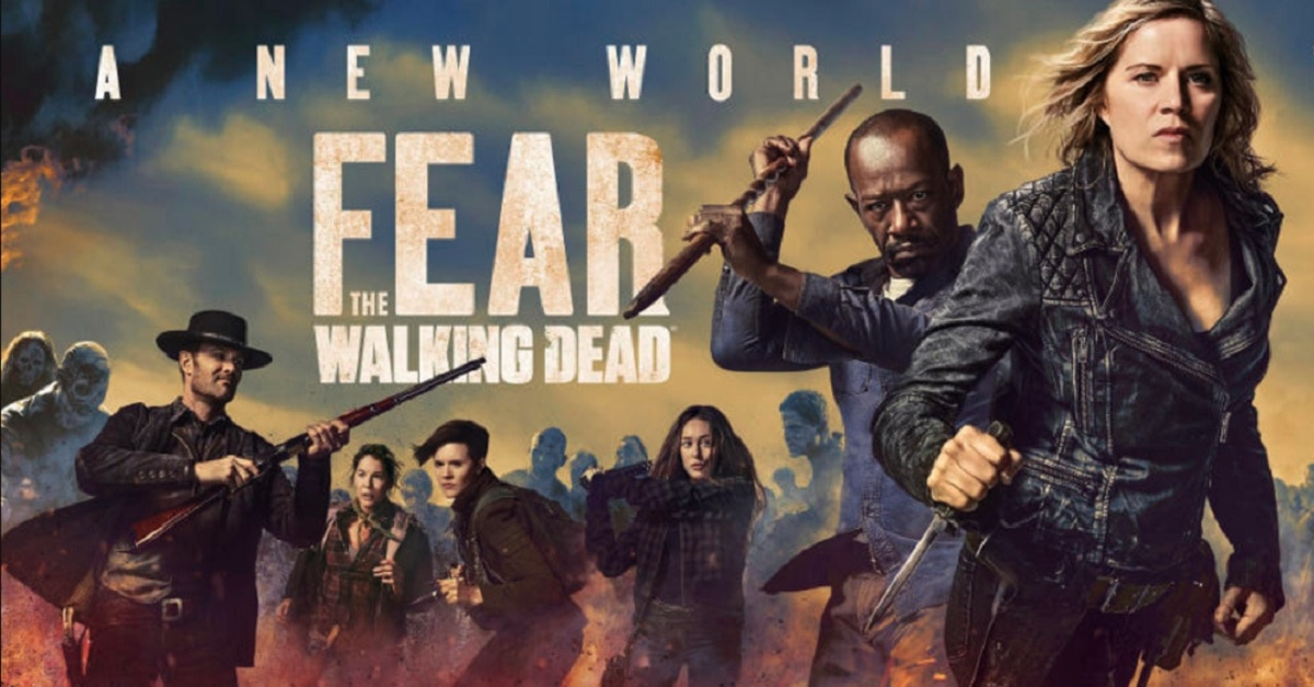 FTWD - AMC Reveals the Return Date for FEAR THE WALKING DEAD Season 4B