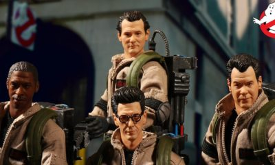 GhostbustersToysFI 400x240 - Must-Own: The One:12 Collective Ghostbusters Deluxe Box Set